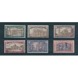 1925 SOMALIA SERIE ANNO SANTO 6 VALORI MNH MF16959