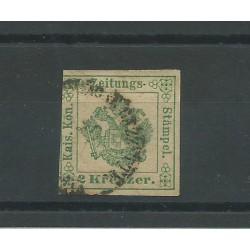 LOMBARDO VENETO 1853 TASSE PER GIORNALI 2 KR USATO - 2 SCELTA -  MF24187