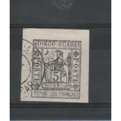 DIEGO SUAREZ 1891 ALLEGORIA 1 VAL MLH MF18821