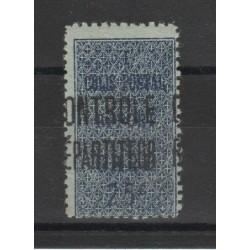 ALGERIE ALGERIA 1920  PACCHI POSTALI  1 VAL MNH YVERT N 6 MF50490