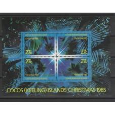 COCOS KEELING ISLANDS 1985...
