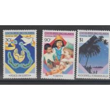 COCOS KEELING ISLANDS 1987...