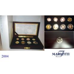 2004 BELGIO  DIVISIONALE...