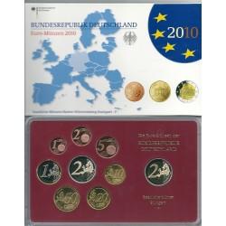 2010 GERMANIA  DIVISIONALE...