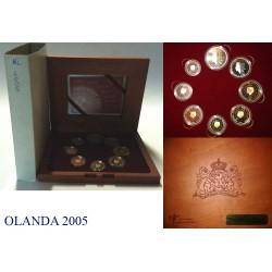 2005 OLANDA DIVISIONALE...
