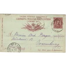 1891 REGNO D'ITALIA...