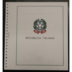 ITALIA 1945 - 1961  FOGLI...