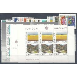 1977 PORTOGALLO PORTUGAL...