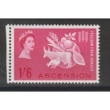 ASCENSION 1963  CROCE ROSSA...