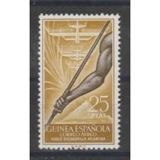 GUINEA SPAGNOLA 1957 SPORT...