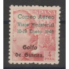 GUINEA 1948 VIAGGIO...