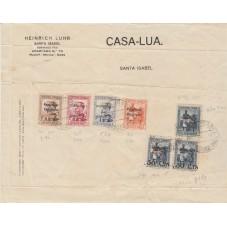 GUINEA 1931 BOLLI SPAGNA...