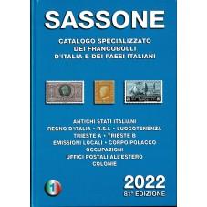 SASSONE 2022 CATALOGO...