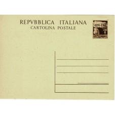 1950 TRIESTE A CARTOLINA...