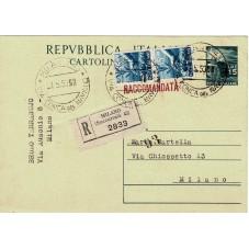 1949 REUBBLICA ITALIANA...