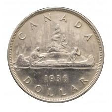 1936 CANADA DOLLAR -...