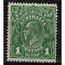 1924 AUSTRALIA GIORGIO V°...