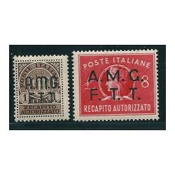 1947 TRIESTE A RECAPITO...
