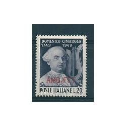 1949 TRIESTE A BICENTENARIO...