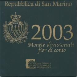 2003 SAN MARINO DIVISIONALE...