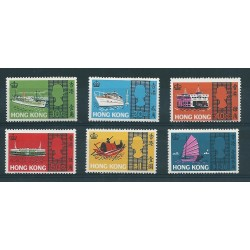 HONG KONG 1968 ELISABETTA...