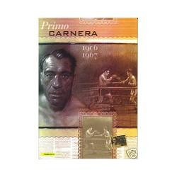 2007 - FOLDER PRIMO CARNERA...