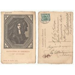 1909 GRANATIERI DI SARDEGNA...