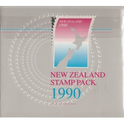 1990  NEW ZEALAND STAMP...