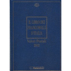 2002 ITALIA REPUBBLICA...