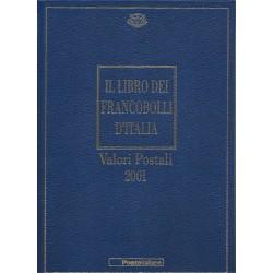 2001 ITALIA REPUBBLICA...