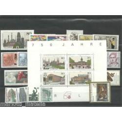 1987 GERMANIA BERLINO...