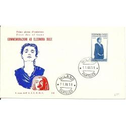 1958 FDC AIC ITALIA...