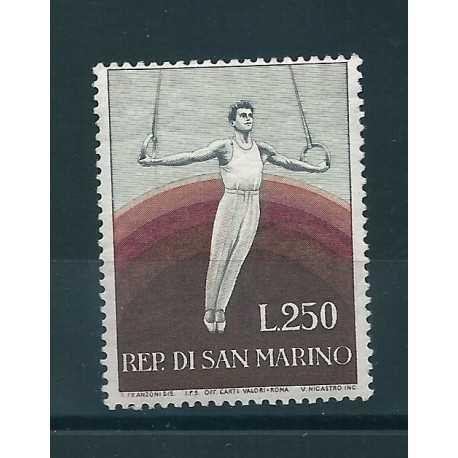 1954 SAN MARINO PROP SPORTIVA GINNASTA 1 VAL NUOVO INTEGRO MF15986