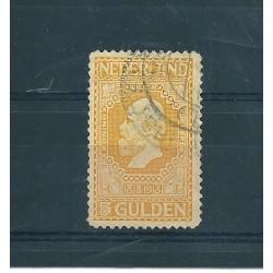 1913 OLANDA NEDERLAND INDIDENDENZA 5 G  1 VALORE USATO MF16038