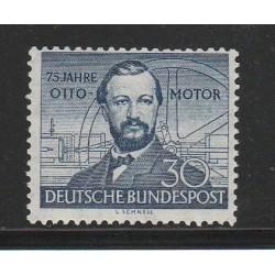 1952 GERMANIA NASCITA DI 1 VAL NUOVI MNH MF23968