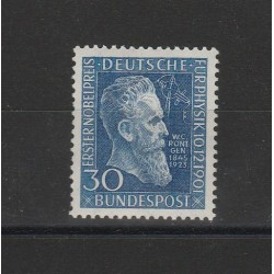 1951 GERMANIA RONTGEN  1 VAL MHL MF17748
