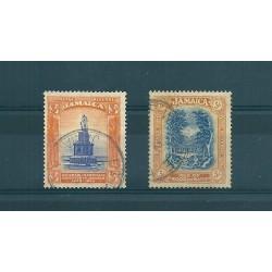 JAMAICA 1921-29 GEORGE V...