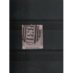 SIERRA LEONE 1859-74 VICTORIA  SG  N 1 -  UN  VAL USATO MF18259