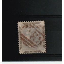 SIERRA LEONE 1859-74 VICTORIA  SG  N 2 -  UN  VAL USATO MF18256