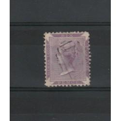SIERRA LEONE 1859-74 VICTORIA  SG  N 3 -  UN  VAL USATO MF18254