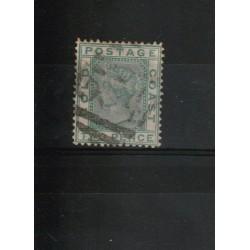 GOLD COAST  1876-79 VICTORIA  YVERT N 6  MF18265
