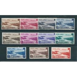 1950-51 SOMALIA AFIS POSTA...