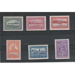 1932  JUGOSLAVIA CANOTTAGGIO  6 VAL MF18715