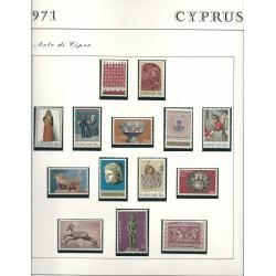 1971 CIPRO CYPRUS...