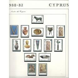 1980 CIPRO CYPRUS...