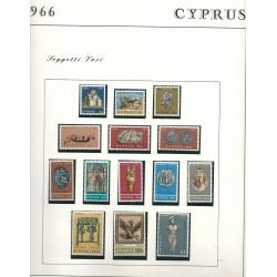 1966 CIPRO CYPRUS...
