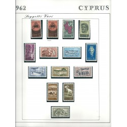 1962  CIPRO CYPRUS...