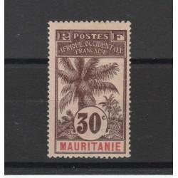 MAURITANIE MAURITANIA 1906   YVERT N 8  UN  VAL  MLH MF19518