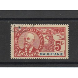 MAURITANIE MAURITANIA 1906   YVERT N 16  UN  VAL  USATO MF19521