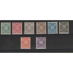 SENEGAL  1915 SEGNATASSE 8 VAL MLH MF19525